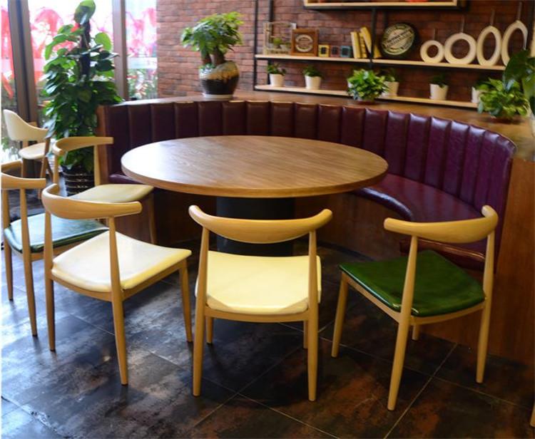 简约快餐桌椅,饭店桌椅厂家直销