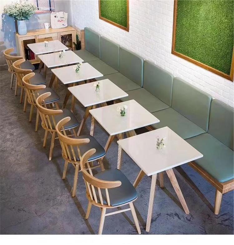 休闲餐厅桌椅,西安餐桌椅子定制生产
