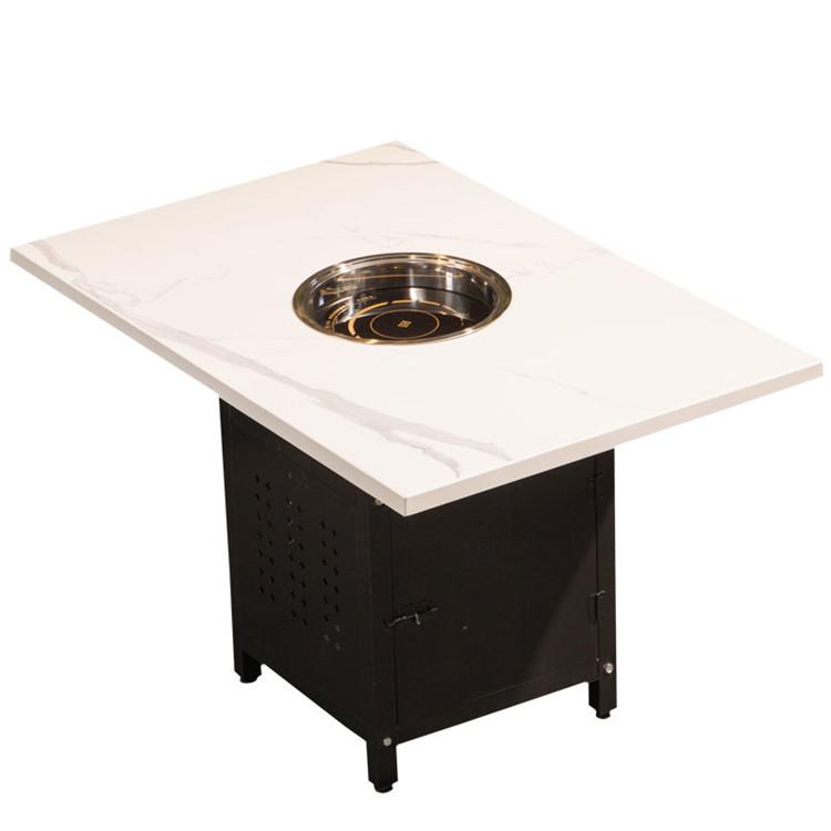 西安便宜火锅桌椅厂家,串串桌钢管厂加盟店批发