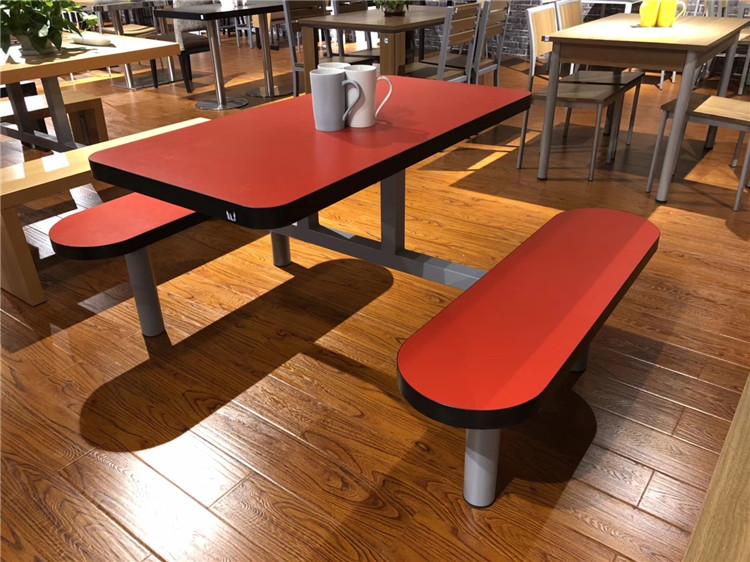 西安学校餐厅个性桌椅定制,陕西餐桌椅生产厂家
