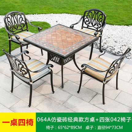 陕西户外桌椅 西安户外桌椅厂家 必得户外桌椅制作