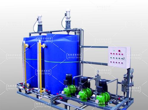 污水处理加药装置