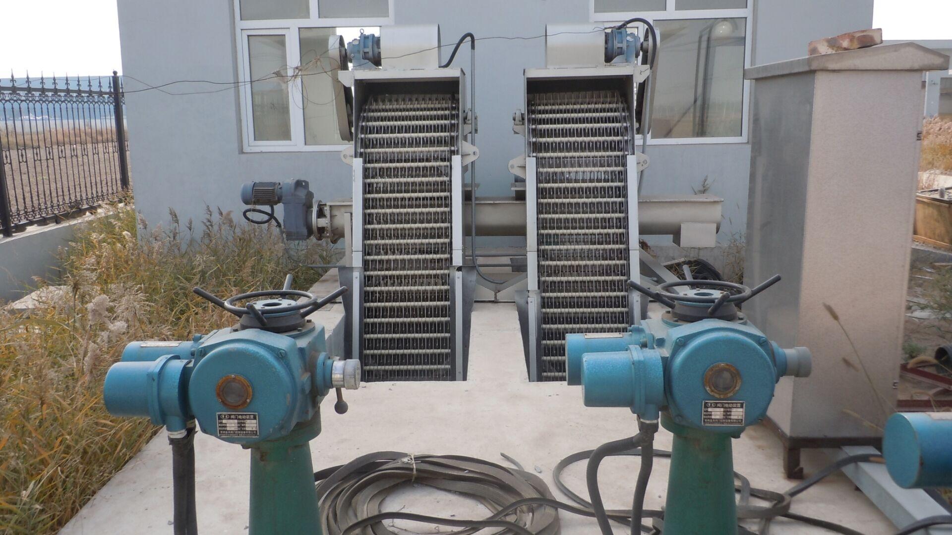 机械格栅 回转式机械格栅 细格栅 旋转式格栅 质量保证