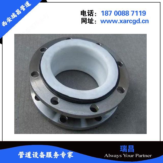 西安橡胶软接头 避震喉 橡胶伸缩节 厂家直销质量保证