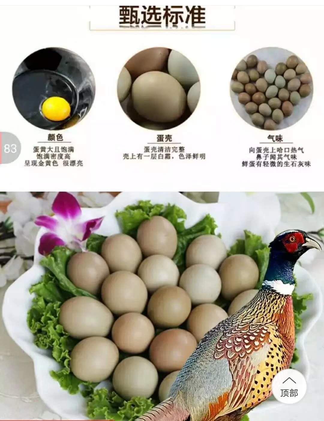 铜仁山鸡蛋