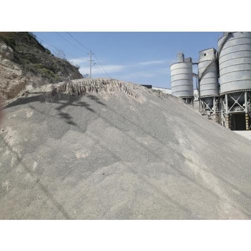 渭南建筑沙子批发价格