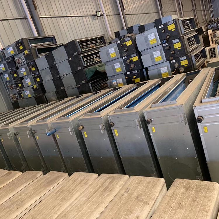 碑林区中央空调回收 空调大型制冷设备回收 免费专业拆卸