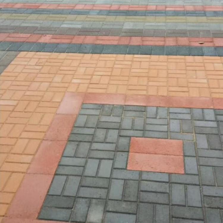 遵义广场陶瓷透水砖价格,遵义生态环保透水砖