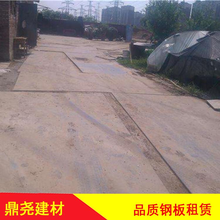 西安品质钢板出租租赁 厂家直销 量大价优
