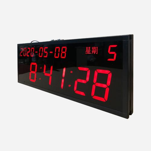 陕西西安4+2数字时钟 电子数字时钟 电子时钟