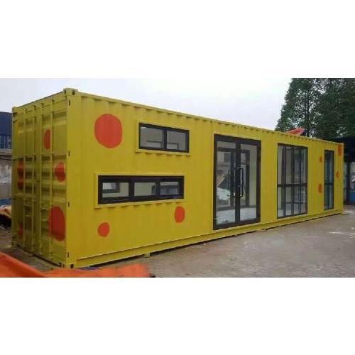 陕西模块化建筑 西安模块化建筑 集装箱生产厂家 住人集装箱价格
