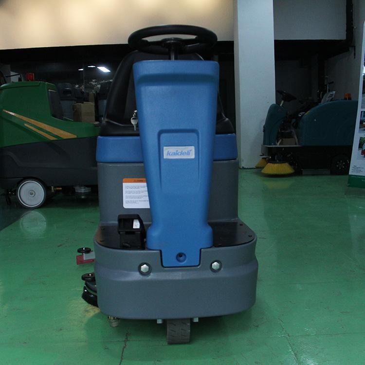 凯德力洗地机 厂家直销 品质保证 凯德力驾驶式洗地机M90 轻松清扫