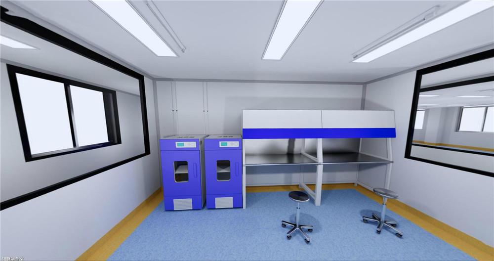 新冠肺炎核酸检测 PCR实验室 P2设计建设总包公司