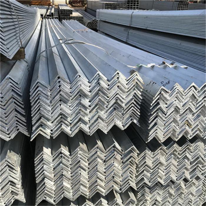 六盘水材质Q235-Q460镀锌角钢
