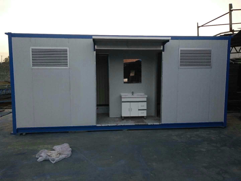 渭南住人集装箱    西安彩钢集装箱  临潼移动箱式房