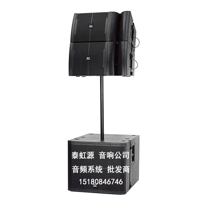 贵州厂家直销Q204+Q204A线阵 音箱KTV音响 音响价格