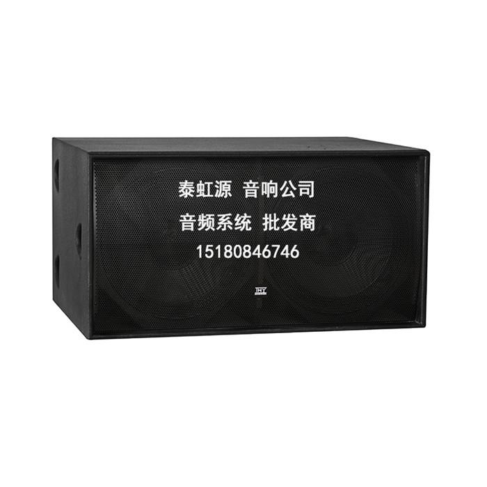 贵州厂家直销10寸线阵舞台线阵音响低音炮C218低音炮扬声器 音响价格