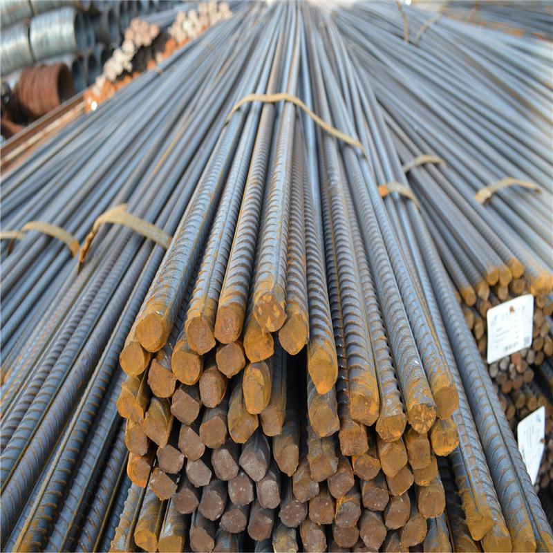西安螺纹线材  9米螺纹钢 盘圆  钢筋工程