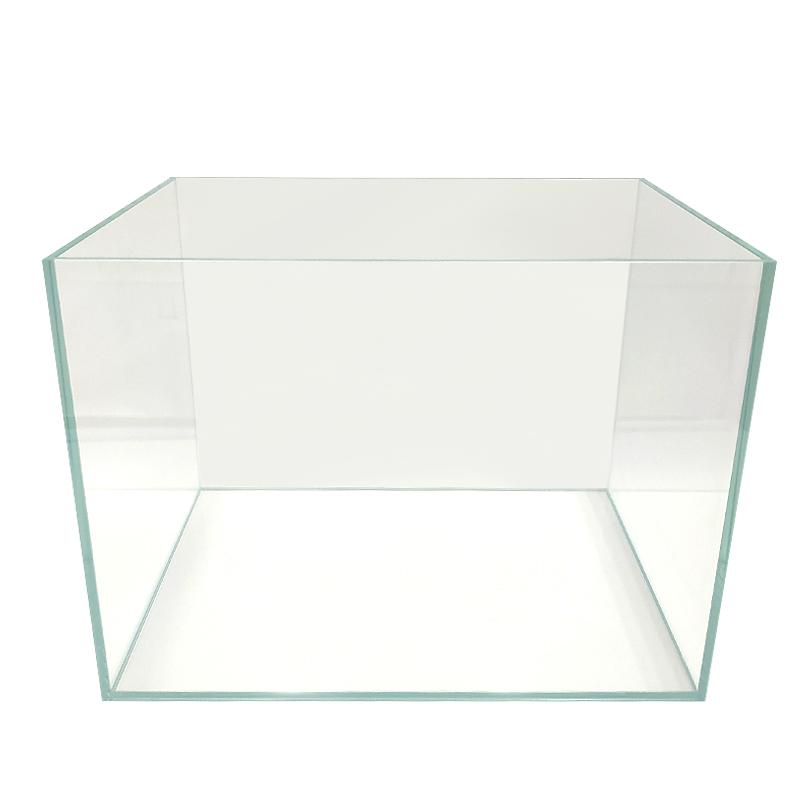 陕西西安鱼缸定制定做金晶超白玻璃水草缸客厅大中小型鱼缸厂家直销