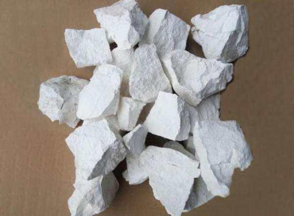 贵州氧化钙含铁量≤ 0.03建筑专用高钙矿石 散装高钙矿石 独山氧化钙