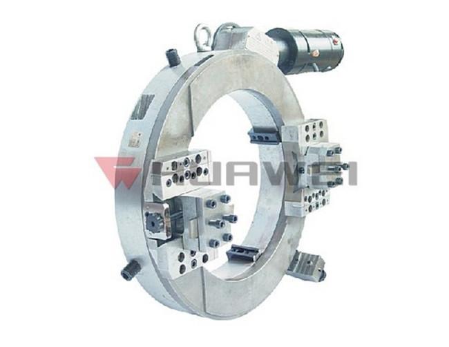 上海华威 ISD-150 外卡式电动管道切割坡口机坡口机冷加工