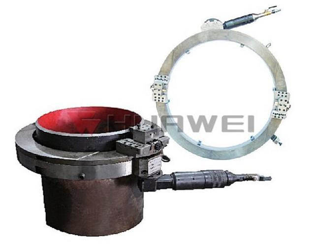 上海华威GPX-150 气动管子切割坡口机 外卡式坡口机 管子切割机