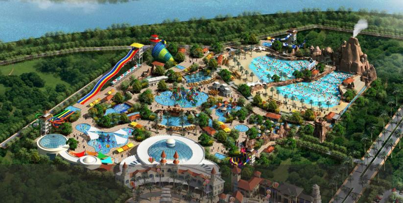 大型水上乐园设备,大型水上乐园加盟,大型水上乐园厂家,投资大厅水上乐园