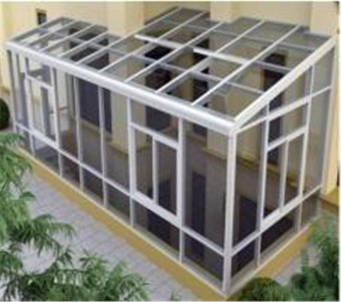 贵州厂家定做阳光玻璃雨棚 玻璃雨棚价格安装