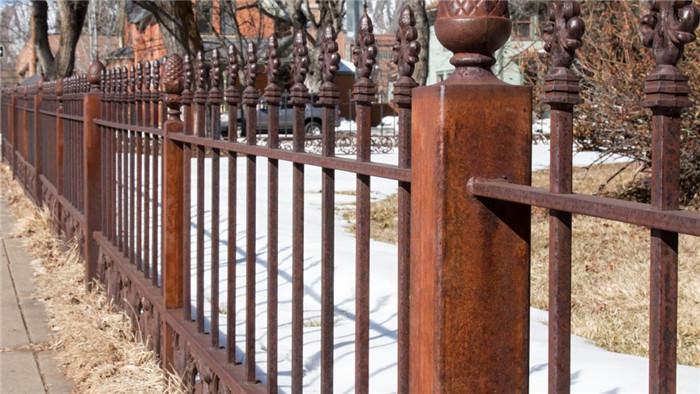 贵州厂家定做铝艺栏杆 铝艺栏杆价格