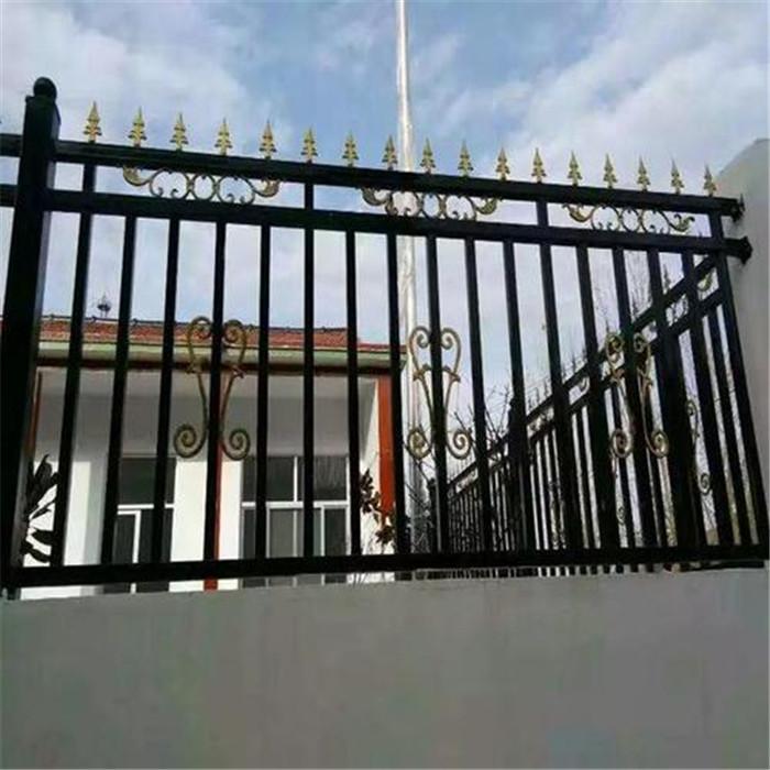 贵阳厂家定做铝艺栏杆 铝艺栏杆价格
