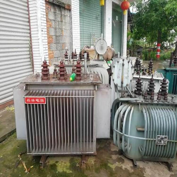 渭南电力回收变压器 渭南各类变压器回收 长亮回收二手变压器厂家