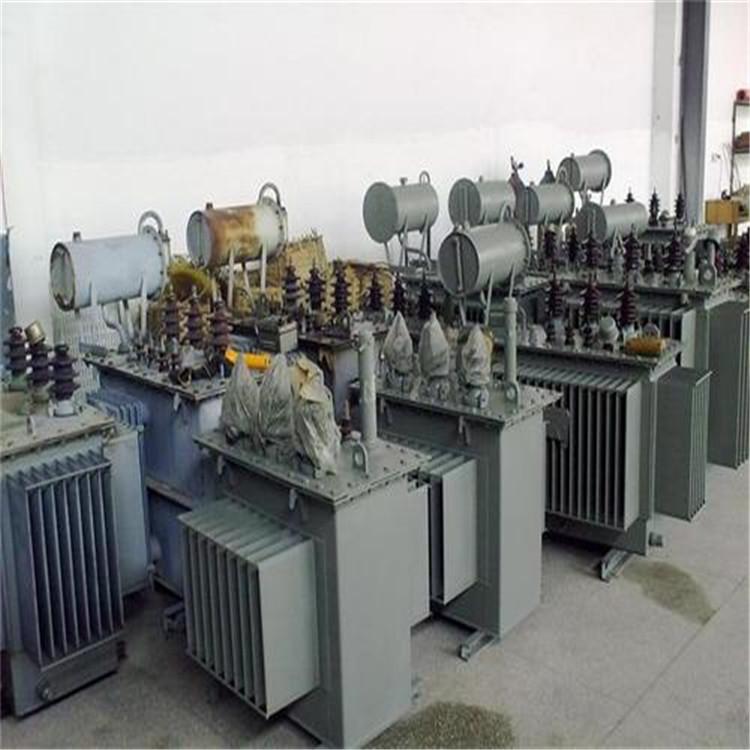 铜川电厂变压器回收 铜川回收变压器设备 长亮企业变压器回收公司