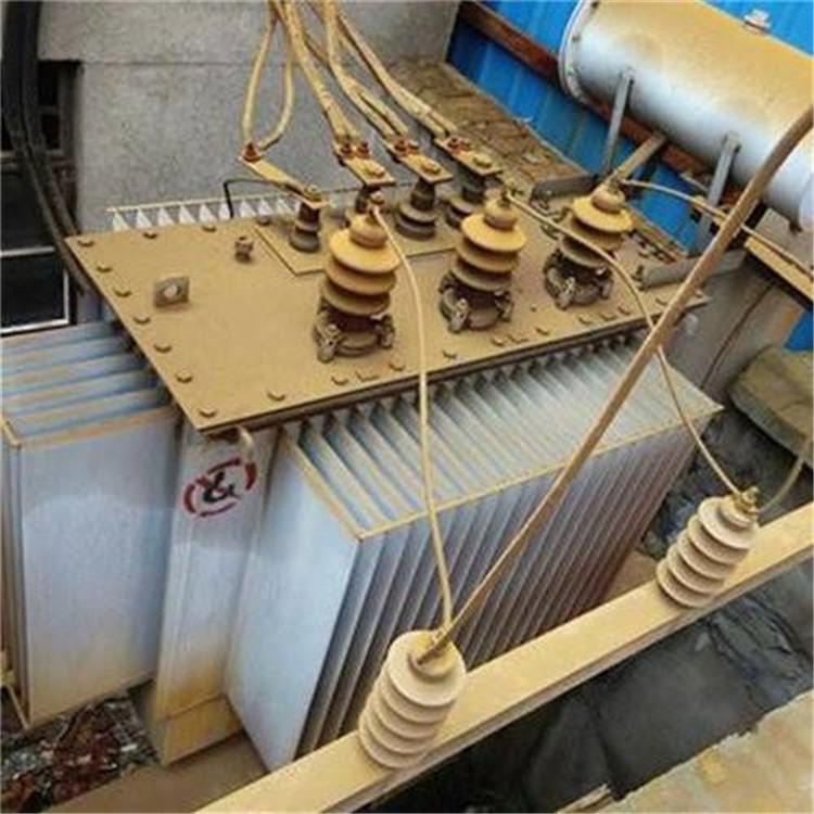 咸阳回收报废变压器价格 咸阳各种变压器回收 长亮回收二手变压器厂家