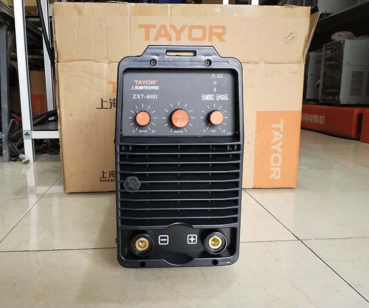 上海通用电焊机ZX7-400逆变直流电焊机手工电焊机