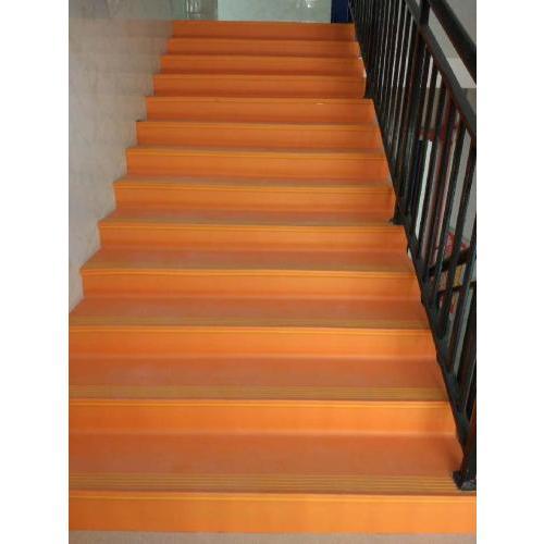 楼梯踏步 塑胶地板