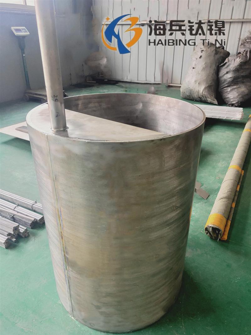 专业定制钛储罐 宝鸡钛储罐批发厂家-海兵钛镍