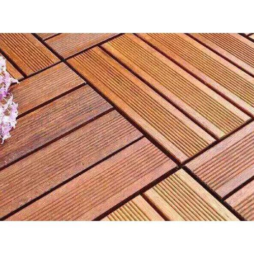 西安菠萝格地板批发厂家 菠萝格木地板防腐耐用