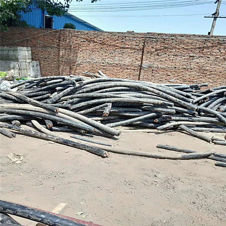 汉中南郑地下电缆的回收 汉中南郑长亮线缆回收厂家