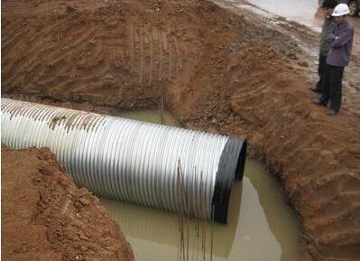 贵州厂家批发钢波纹管涵