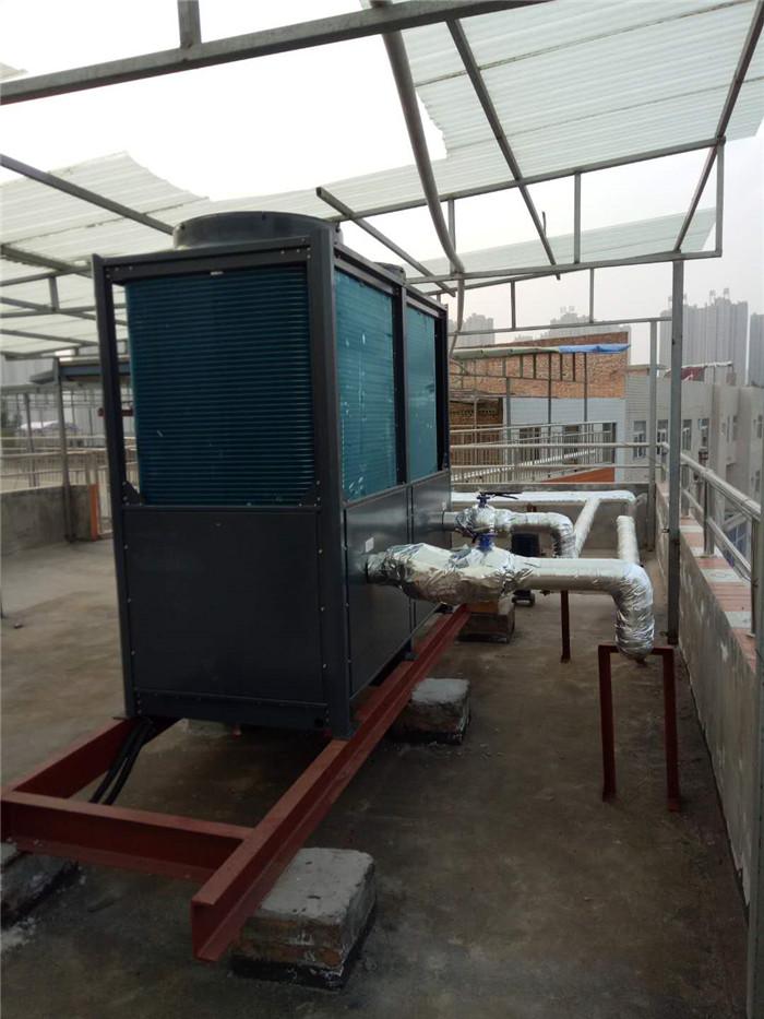 陕西工程空气能 环保锅炉 陕西空气能采暖 家用空气能热水器