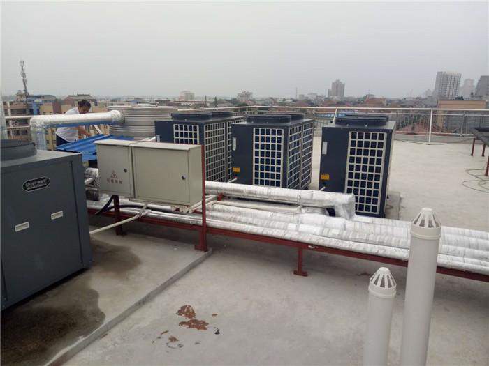 陕西工程空气能 环保锅炉 陕西高端空气能地暖机 家用空气能热水