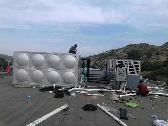 陕西工程空气能 环保锅炉 陕西高端空气能地暖机