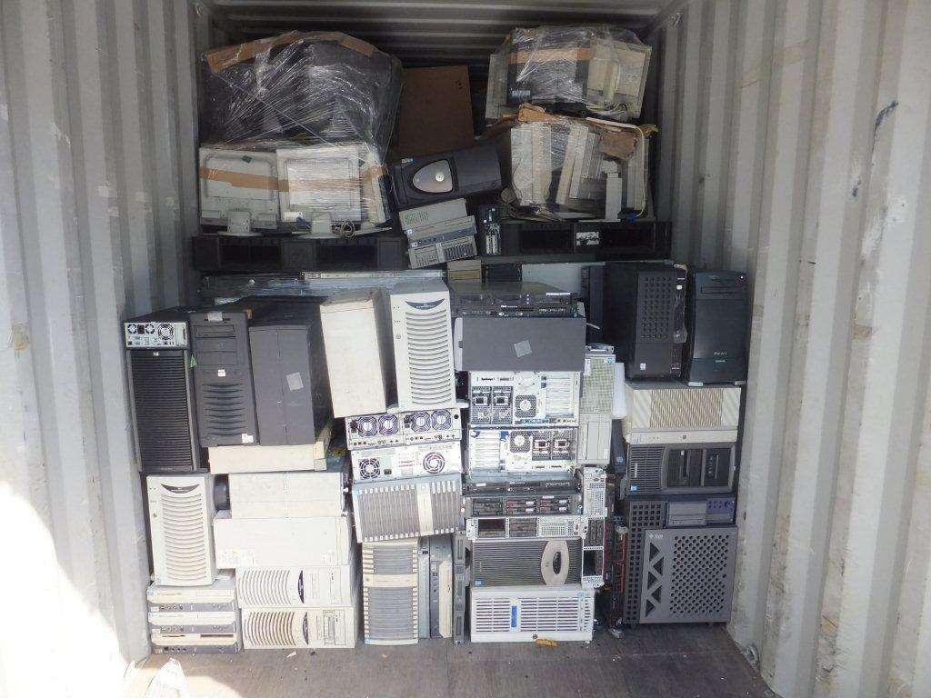 西安电脑24小时上门回收 西安计算机机柜回收
