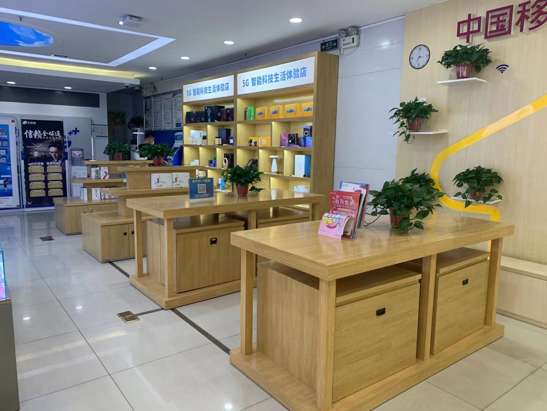 陕西专业生产体验桌生产厂家 体验台受理台形象设计