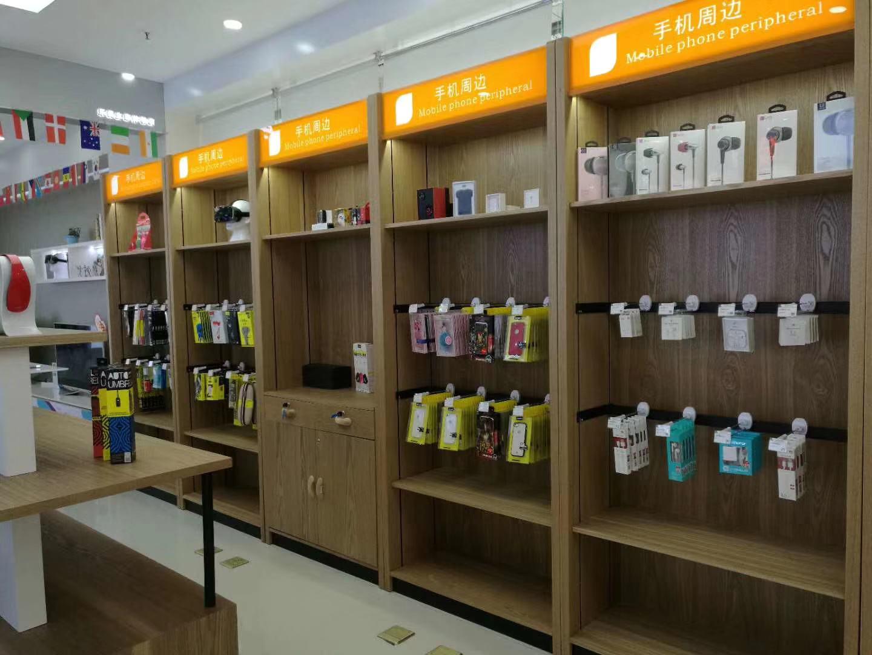 西安立式配件展示柜 手机配件展示柜厂家直销