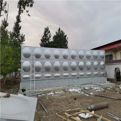 地理式水箱 甘肃兰州地理式水箱 地理式水箱厂家