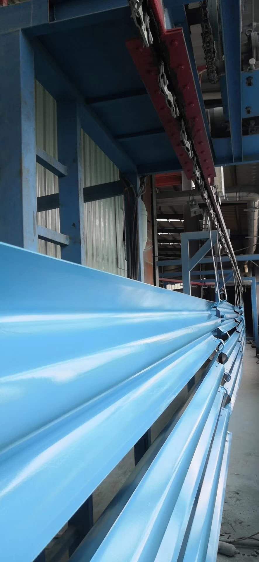 乡村波形护栏板 热镀锌波型梁护栏 厂家安装
