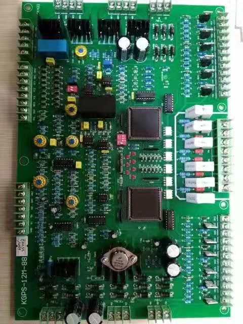 中频炉主控板