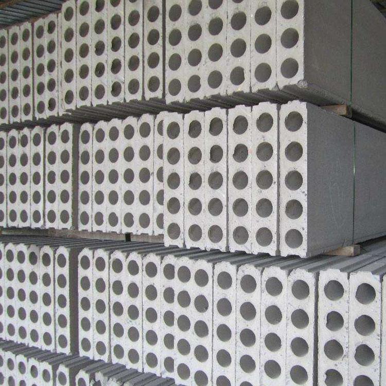 宝鸡轻质隔墙板厂家  现货供应空心石膏砌块150型石膏砌块生产厂家