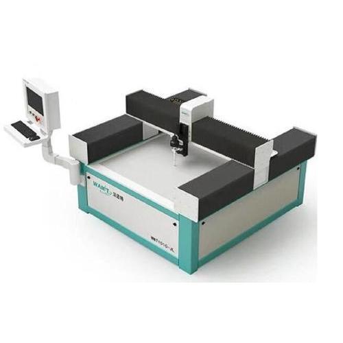 五轴数控水刀切割机 五轴智能水刀切割机床 现场安装 效率提高10%
